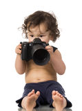 Photographer. Royalty Free Stock Photography