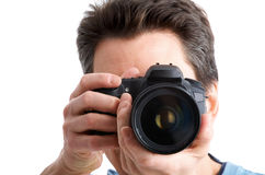 Photographer. Stock Photography