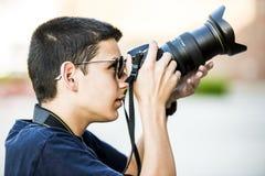 photographer Immagini Stock Libere da Diritti