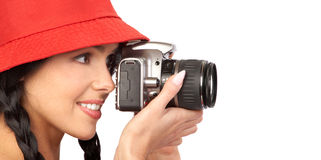 Photographer Royalty Free Stock Image