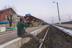 photographer Fotografie Stock Libere da Diritti