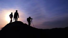 Free Photographer At Sunrise Royalty Free Stock Photography - 11359967