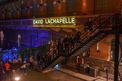 Photographer David LaChapelle sign Stock Photos