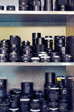 Photographer equipment Stock Photo