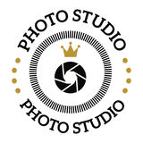 Photographer icons vector. Royalty Free Stock Image