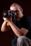 Photographer portrait Royalty Free Stock Photo