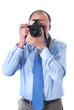 The photographer Royalty Free Stock Photography