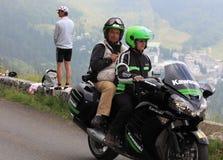 Photographer's Bike Royalty Free Stock Image