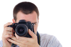 Photographer shooting Stock Photos