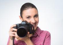 Photographer shooting Stock Photos