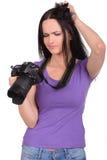 Photographer At Work Stock Photos