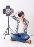 Photographer Stock Photo