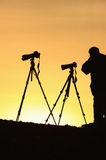 Photographers Stock Image