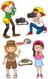 Photographers Stock Image