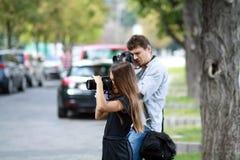 Photographers Stock Photo