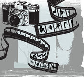 Photographers placard Royalty Free Stock Photos