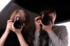 Photographers Stock Photography