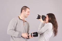 Photographes Images libres de droits