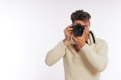 Photographes Images stock