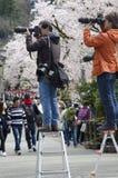Photographes japonais images libres de droits