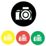 Photographic camera Royalty Free Stock Photography