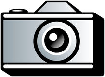 Photographic camera Stock Photos