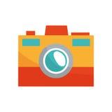 Photographic camera icon Stock Photography