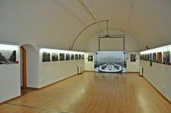 Photographic exhibition Stock Photography