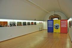 Photographic exhibition Stock Photos