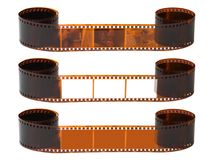 Photographic film Royalty Free Stock Photos