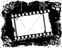 Photographic film frame Stock Photography