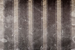 Photographic film strip Stock Photo