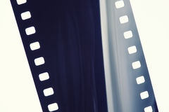 Photographic film strip Stock Photography