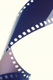 Photographic film strip Royalty Free Stock Image