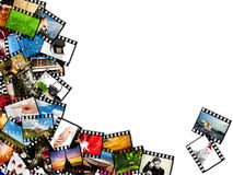 Photographic films Royalty Free Stock Photo