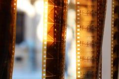 Photographic films Stock Photo