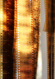 Photographic films Royalty Free Stock Image