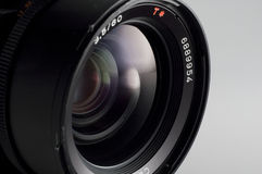 Photographic lens Royalty Free Stock Photography