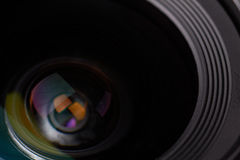 Photographic lens Stock Photos