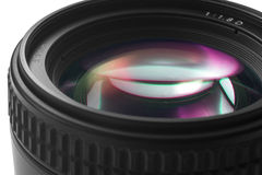 Photographic lens Royalty Free Stock Images