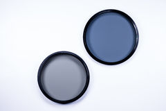 Photographic lens filter Royalty Free Stock Photography