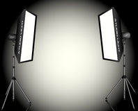 Photographic LIghting Royalty Free Stock Images