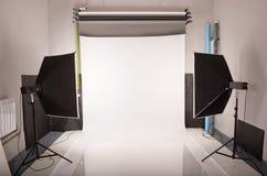 Photographic studio Stock Photography