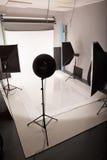 Photographic studio Stock Image