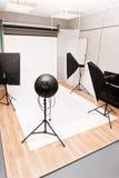 Photographic studio Stock Images