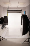 Photographic studio Stock Photos