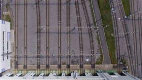 Photographie aérienne Photo libre de droits