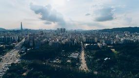 Photographie aérienne Photos libres de droits