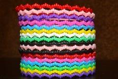 Photographie courante de bracelets d'ornements de dames image libre de droits