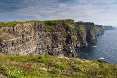 Photographie d'horizontal, nature rurale Irlande Images stock